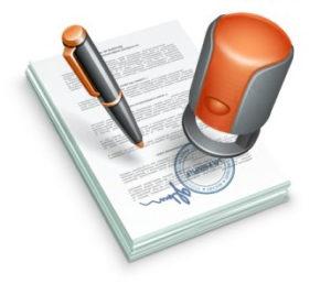 Разработка и составление договоров